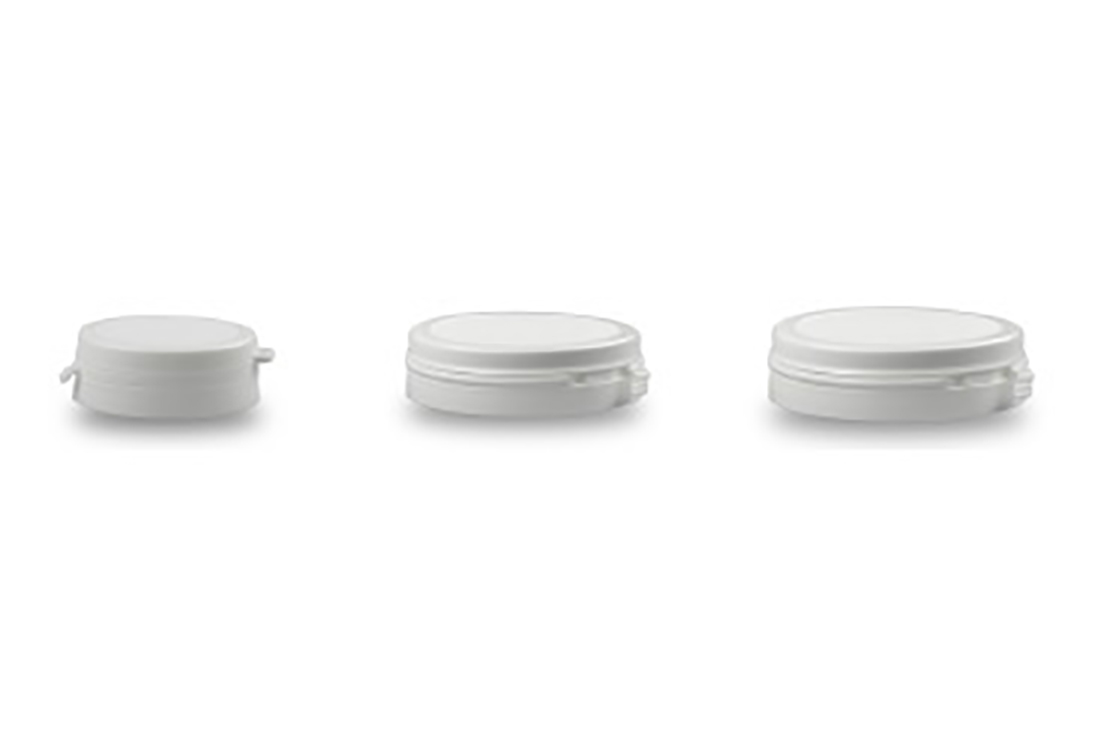 caps and lids for containers jars