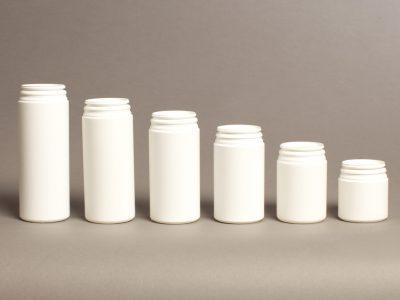 Pharma Classic pharmaceutical plastic container jar bottle