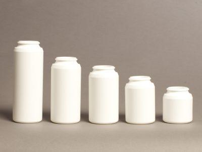Pharma Turn pharmaceutical plastic container jar bottle